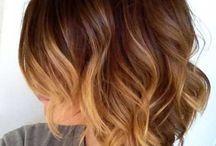 HAIR HAIR HAIR! / by Michelle Ruszkiewicz