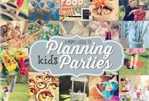 Kids Party Ideas / Clever and fun Kids birthday party ideas collected from all over...