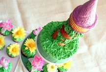 Tangled Party / Disney Tangled birthday party ideas (Rapunzel)