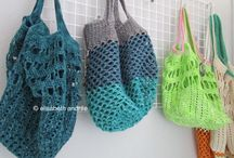 crochet by elisabeth andrée / about crochet - for free tutorials see: http://elisabethandree.wordpress.com/
