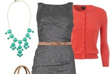Style - Clothes / Things I want to wear / by Samantha McGlocklin