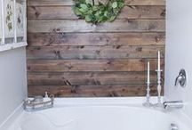 ☛ Home Design & Ideas I Like ☚ Bath & Laundry