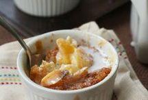 ♨ Recipes - Desserts - Ice Cream, Parfaits, and Cobbler ♨