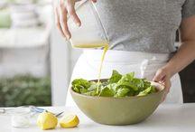 ♨ Recipes - Salad Dressings ♨