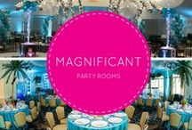 Magnificent Party Rooms / See our gallery of Room Decor we have designed and set up for Bar Mitzvahs, Birthday Parties, Quinceaneras, Bat Mitzvahs & more.. http://balloonartistry.com/gallery/magnificent-party-rooms/