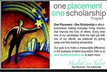 Scholarships / by HealthCareTalent