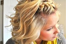 Hairstyles :) / by Brittni Johnson