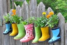 Gardening :) / by Brittni Johnson