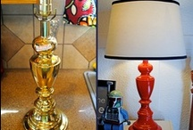 Home Decor - DIY / Inspiration for adding the personal touch to my home / by Samantha McGlocklin