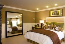 Home Decor - Bedroom / Inspiration for the bedroom