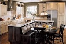 Home Decor - Kitchen / Ideas for decorating my kitchen / by Samantha McGlocklin