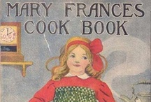 Cook Books...oldies but goodies / by Park Fran