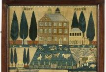 Cross Stitch & Old Samplers / by Rory Adams