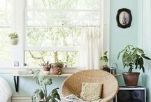 interiors / All sorts of design are welcome here--dream homes and furniture included. / by Kate {Striped Cat Studio}