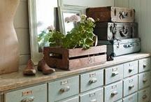 Ihanat Vanhat Esineet / Lovely vintage objects