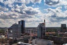 Maisemia & Kaupunkinäkymiä / Landscapes & City Views