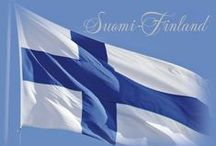 Olla suomalainen / Being finnish / finnish food, clothes, buildings, moods, nature & manners and more...