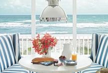 {beach bungalow} / by Pink Wasabi Ink