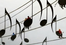 Music...sweet music / by Park Fran