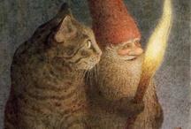 Here kittie kitty... / by Park Fran