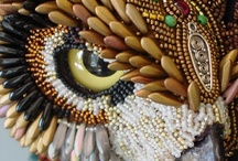 AMAZING WORK / fine art of bead work and not only - fashion jewelry and statement pieces