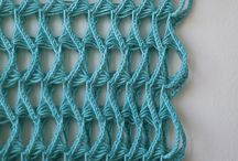 crochet to wear / free patterns / tutorials for crochet designs to wear. you can find patterns for hats - scarves - shawls and headbands on another board.