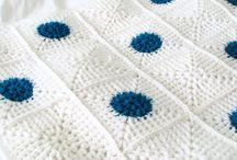 crochet blankets / blankets - free patterns / tutorials