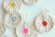 crochet motifs - shapes / different kinds of motifs and shapes - from flowers, hearts  to applications - free patterns / tutorials. patterns for squares or rectangles you can find on another board