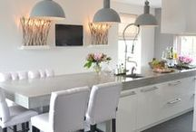 Kitchen Decor / Kitchen Interior Decor Inspiration