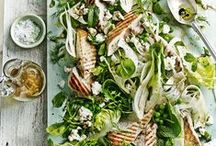 On A Healthier Note: Salads / Looking for something light? The right salad recipe can be the perfect dish for any occasion, start your meal right or be a great easy on the go option.