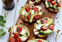 Just what you want before the meal / Start every meal right with delicious appetizers that will wet your palette and are perfect for sharing with friends.