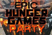 Hunger games party / Hunger games birthday party ideas