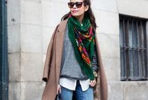 Layering Tips / Layers make any and every outfit more fabulous! / by Marlen Komar | Messages on a Napkin
