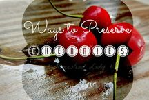 ♨ Recipes - Food Preservation ♨