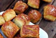 ♨ Recipes - Bread ♨ Pretzels,  Crackers, & Snacks ♨