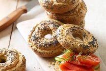 ♨ Recipes - Bread ♨ Bagels ♨