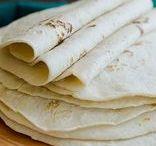 ♨ Recipes - Bread ♨ Buns, Tortillas, & Pitas ♨