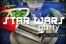 Star Wars Party / A fun simpleStar Wars Party
