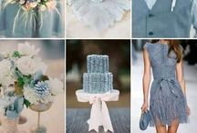 Wedding Color Schemes and Decorations / by Tara Schell