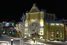 Kuopio / Kuopio City / Kuvia kotikaupungista ja ympäristöstä