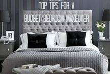 Bedroom Decor / Calming bedroom decor