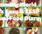 Slimming World Food Diaries