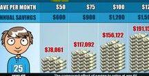 Spreadsheets & Finance Fun / Saving and Finances