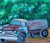 Mike's Original Acrylic Paintings.