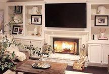 ☛ Home Design & Ideas I Like ☚ Living & Bedrooms