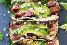 Taco Tuesdays / taco tuesdays, taco recipes and ideas, taco ideas for dinner, best taco recipes, healthy food recipes, quick and easy recipes, meal planning ideas, taco meal ideas, delicious taco recipes, lunch and dinner ideas, easy meal prep