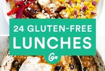 Gluten Free / gluten free recipes, gluten free ideas, best gluten free recipes and ideas, food recipes without dairy, meal planning, meal prepping, easy and quick recipes for the family, lunch and snacks without gluten, allergy free recipes, cooking tips, what to eat for lunch and dinner | gobble, fresh and simple ingredients