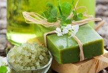 Soaps and Oils and Cures / We usually have the ingrediants for homemade soaps, oils and first aid.