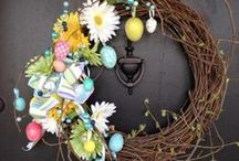 Spring Into Easter / The hope of things to come.