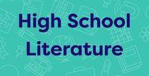 High School Literature / Literature guides and reading recommendations for high school.